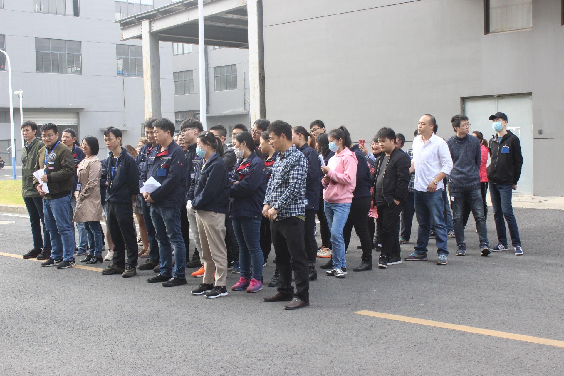 警钟长鸣,防范于未然 ▏江苏君华特塑2019年消防演习