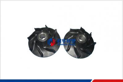 PEEK叶轮用于手持充电式吸尘器