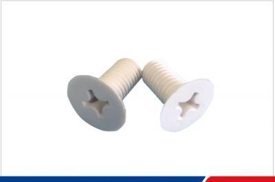 PPS(聚苯硫醚)沉头十字螺丝